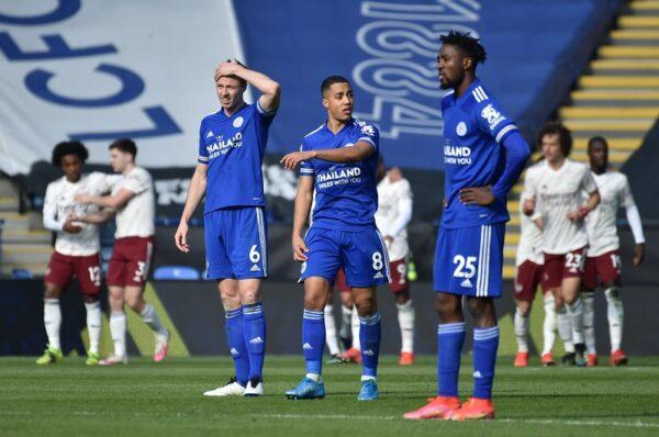 Leicester City Dikalahkan Arsenal Di Markas